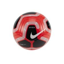Nike Fotboll Pitch Premier League - Röd/Svart/Grå/Vit