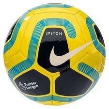 Nike Fotboll Pitch Premier League - Gul/Navy/Blå/Vit
