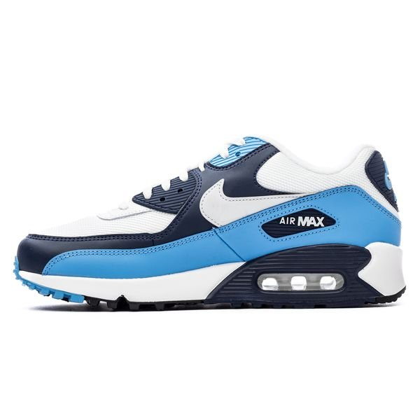 Nike Air Max 90 Essential WhitePure PlatinumUniversity Blue