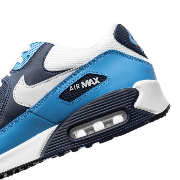 Nike Air Max 90 Essential WeißGrauBlau