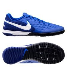 Nike Tiempo Legend 8 Pro IC New Lights - Blå/Vit