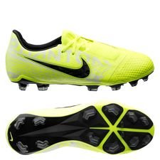 Nike Phantom Venom Elite FG New Lights - Neon/Vit Barn
