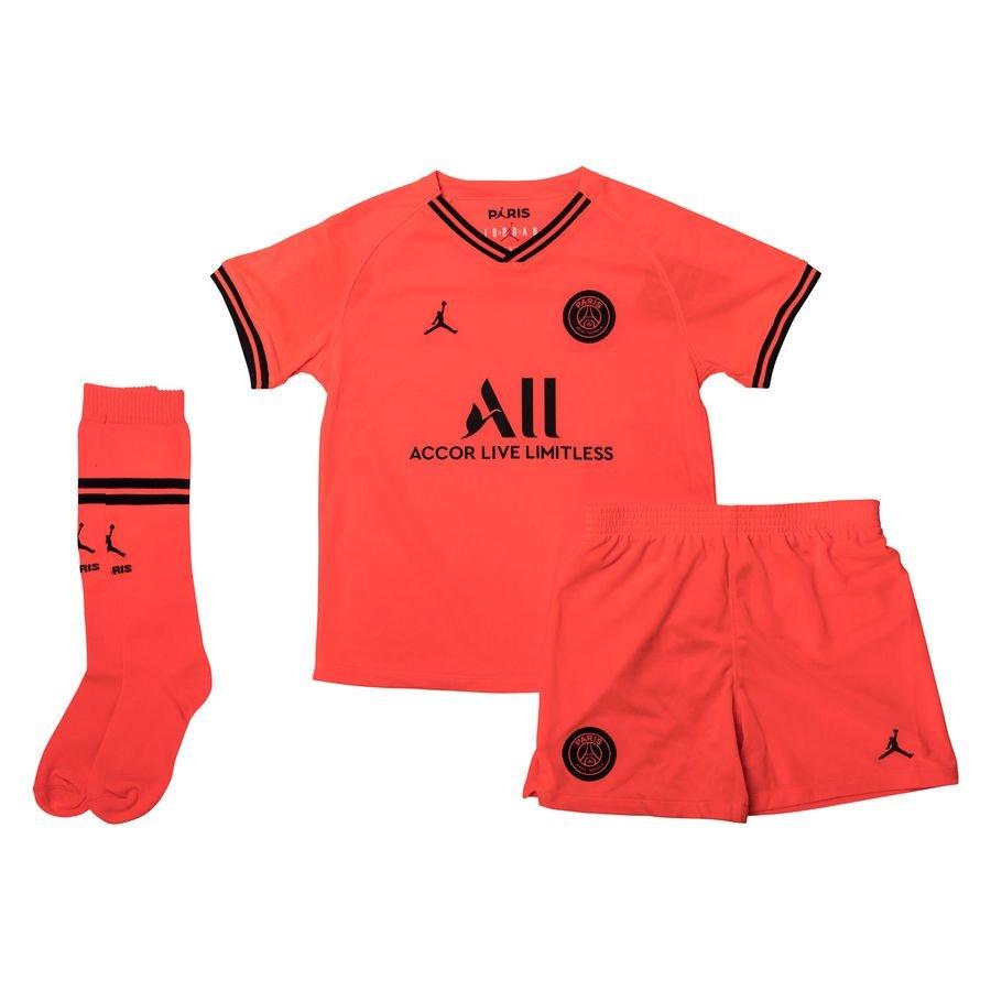 Paris Saint-Germain Udebanetrøje Jordan x PSG 2019/20 Mini-Kit Børn