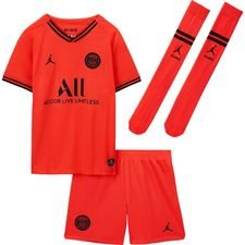 Paris Saint-Germain Bortatröja Jordan x PSG 2019/20 Mini-Kit Barn