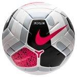 Nike Ballon Merlin Premier League - Blanc/Noir/Gris/Rose