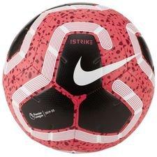 Nike Fotboll Strike Premier League - Rosa/Svart/Vit/Silver