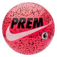 Nike Fotboll Pitch Premier League - Rosa/Svart/Vit