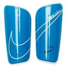 Nike Schienbeinschoner Mercurial Hard Shell Slip In New Lights - Blau/Weiß
