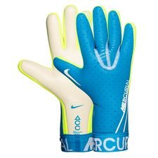 Nike Keepershandschoenen Mercurial Touch Elite New Lights - Blauw/Wit