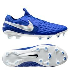 Nike Tiempo Legend 8 Elite FG New Lights - Blå/Vit