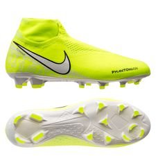 Nike Phantom Vision Elite DF FG New Lights - Neon/Vit