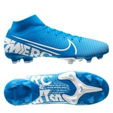 Nike Mercurial Superfly 7 Academy MG New Lights - Blå/Vit/Navy