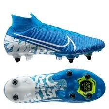 Nike Mercurial Superfly 7 Elite SG-PRO Anti-Clog New Lights - Blauw/Wit <br/>EUR 167.95 <br/> <a href=
