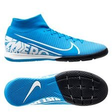 Nike Mercurial Superfly 7 Academy IC New Lights - Blå/Vit/Navy
