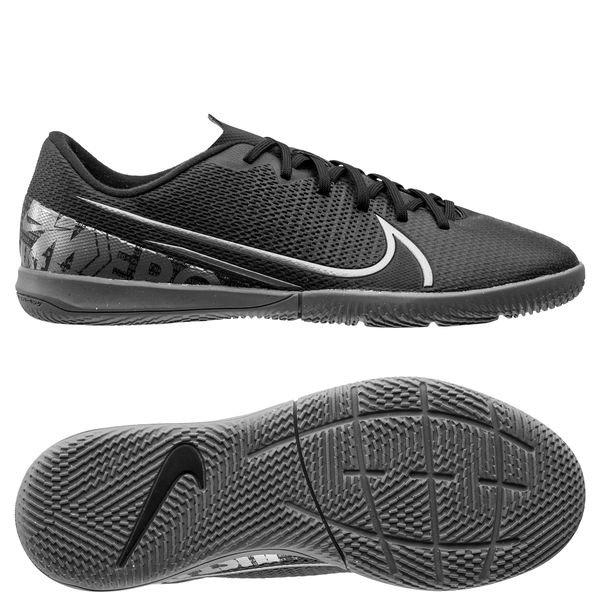 Nike Mercurial Vapor 13 Academy IC Under The Radar ZwartGrijs Kinderen