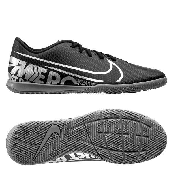 Tendero Miau miau mordedura  Nike Mercurial Vapor 13 Club IC Under The Radar - Black/Metallic Cool Grey  | www.unisportstore.com