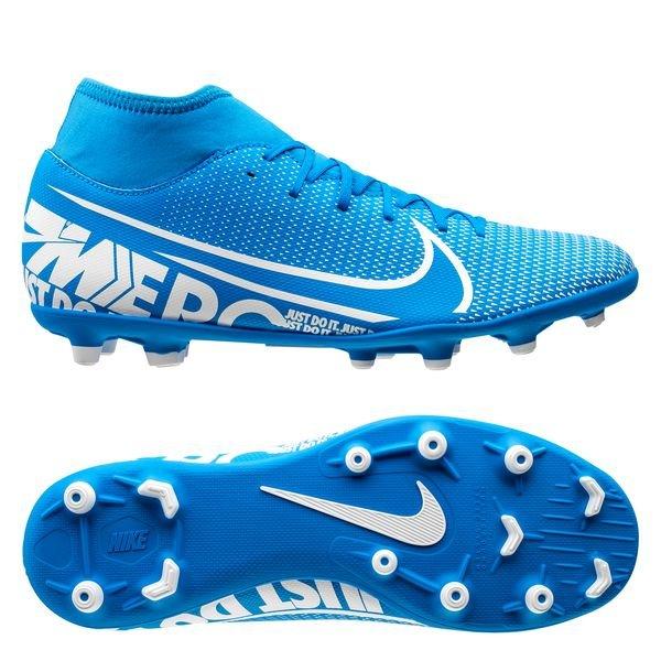 produkty wysokiej jakości informacje dla najniższa cena Nike Mercurial Superfly 7 Club MG New Lights - Blue Hero/White/Obsidian