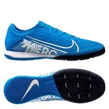 Nike Mercurial Vapor 13 Pro IC - Blå/Hvid/Navy