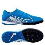 Nike Mercurial Vapor 13 Pro IC New Lights - Bleu Foncé/Blanc/Bleu Foncé