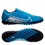 Nike Mercurial Vapor 13 Pro TF New Lights - Bleu Foncé/Blanc/Bleu Foncé