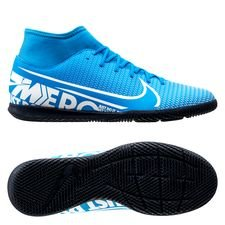 Nike Mercurial Superfly 7 Club IC New Lights - Blå/Vit/Navy