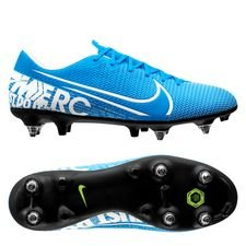 Nike Mercurial Vapor 13 Academy SG-PRO New Lights - Blå/Vit/Navy