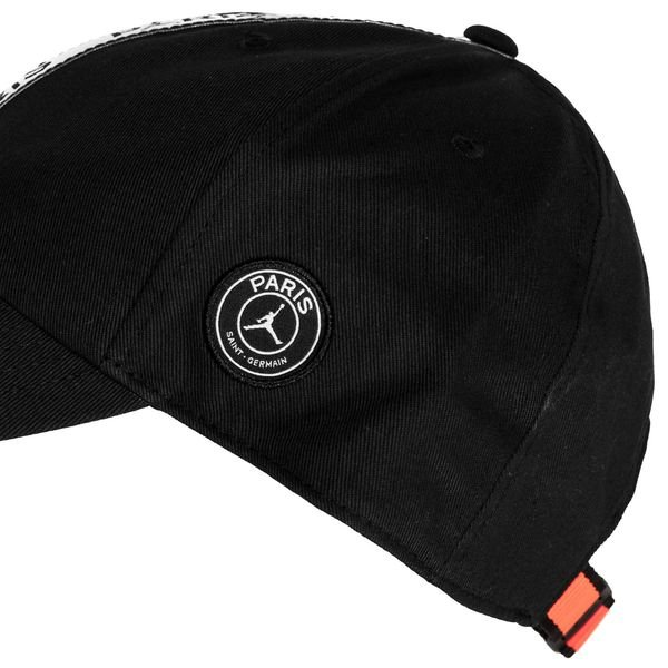 online here discount sale uk store Nike Casquette H86 Jordan x PSG - Noir ÉDITION LIMITÉE