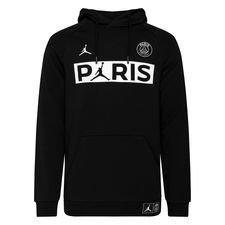 Nike Sweat à Capuche Jumpman PO Jordan x PSG - Noir/Blanc ÉDITION LIMITÉE