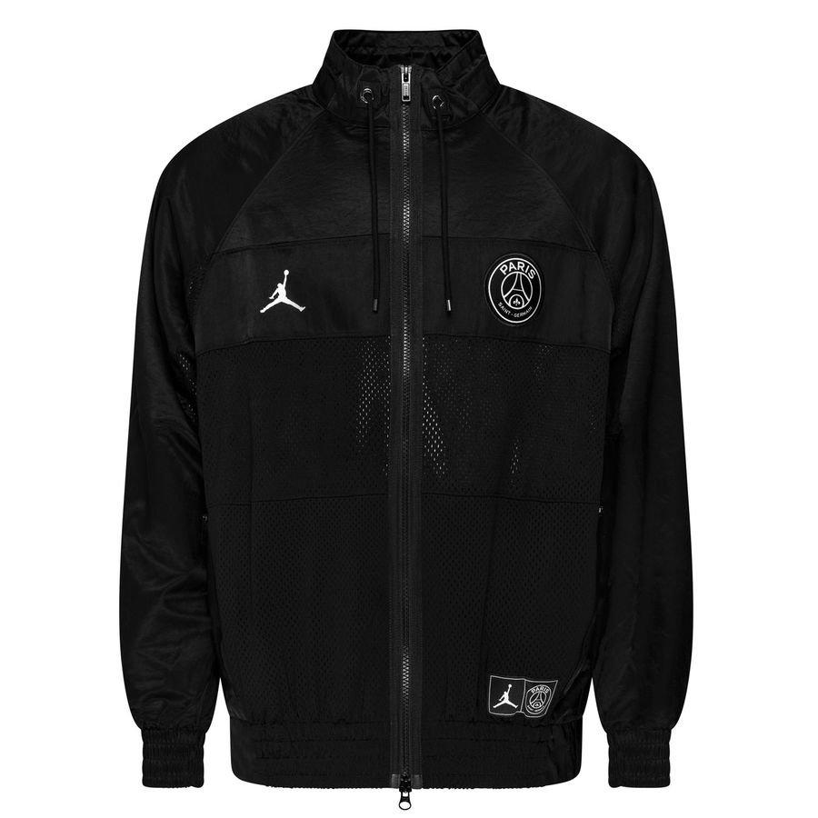 Nike Track Jacket Jordan x PSG - Black
