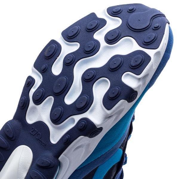 Nike Air Max 270 React BlauBlau Kinder