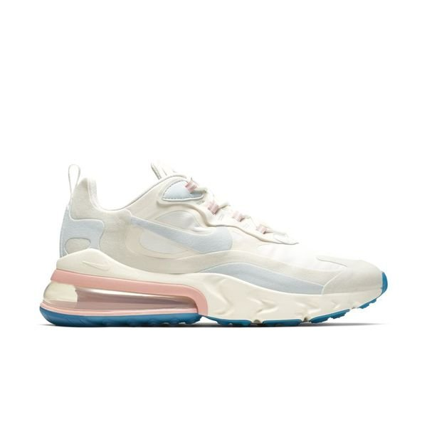 photos officielles e6423 efca8 Nike Air Max 270 React - Blanc/Bleu