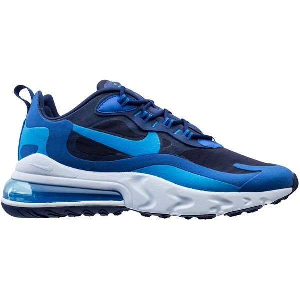 Nike Air Max 270 React - Blue Void/Photo Blue