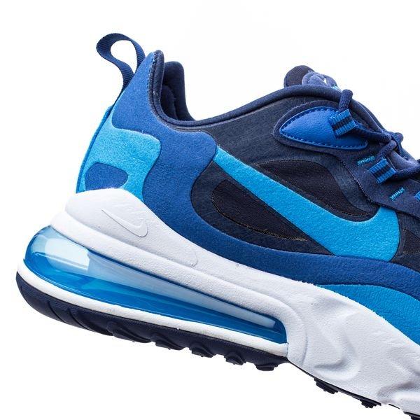 Nike Air Max 270 React Blue VoidPhoto Blue