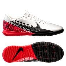 Nike Mercurial Vapor 13 Academy IC NJR - Krom/Sort/Rød