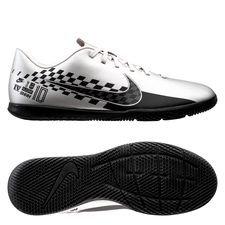 Nike Mercurial Vapor 13 Club IC NJR Speed Freak - Krom/Svart/Röd