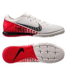 Nike Mercurial Vapor 13 Pro IC NJR - Krom/Sort/Rød