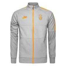 Galatasaray Track Jacka Dry I96 - Grå/Orange