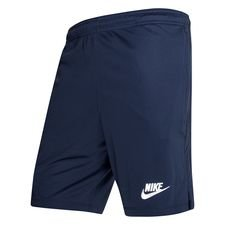 Paris Saint-Germain Shorts Dry Strike - Navy/Vit