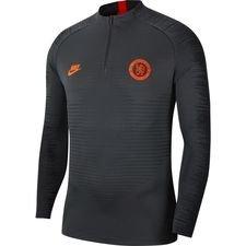 Chelsea Träningströja Strike 2.0 VaporKnit - Grå/Orange