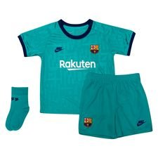 Barcelona Tredjetröja 2019/20 Mini-Kit Barn