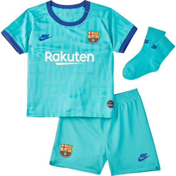 best website f0a1a 25263 Barcelona Third Shirt 2019/20 Baby-Kit Kids