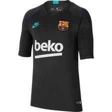 Barcelona Tränings T-Shirt Breathe Strike - Grå/Turkos Barn
