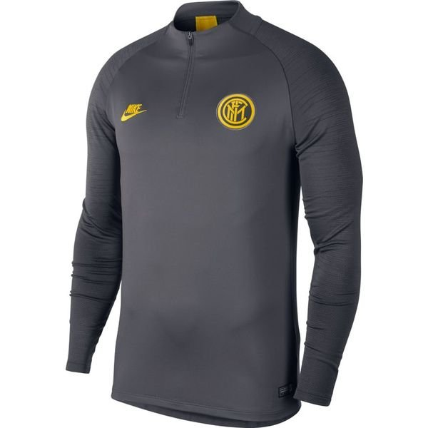 outlet store 98d9c 16592 Inter Training Shirt Dry Strike Drill - Dark Grey/Tour Yellow