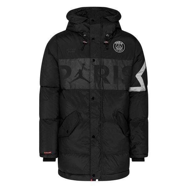 idioma darse cuenta seco  Nike Down Jacket Parka Jordan x PSG - Black LIMITED EDITION | www ...