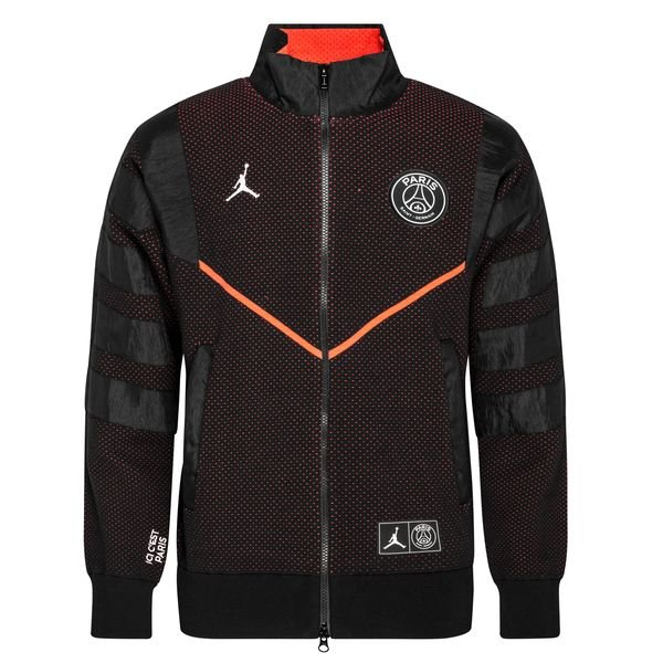 Nike Jacke Jordan x PSG SchwarzRotWeiß LIMITED EDITION