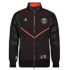 Nike Jacka Jordan x PSG - Svart/Röd/Vit LIMITED EDITION