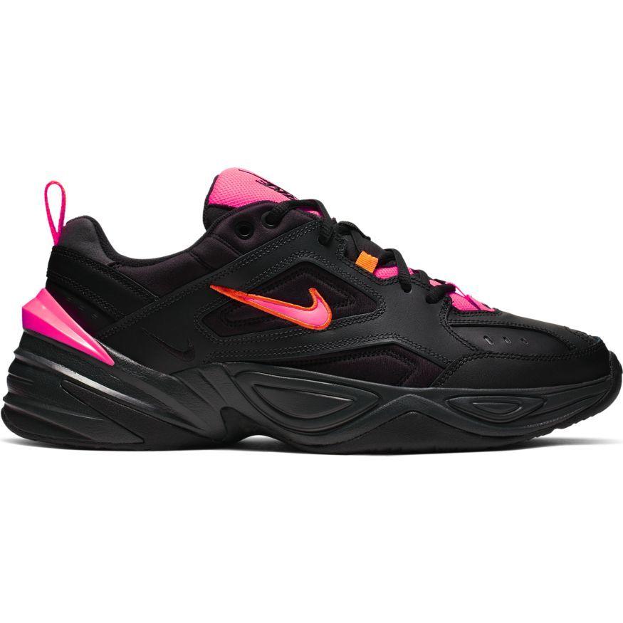 Nike M2K Tekno - Black/Pink | www
