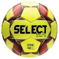 Select Fotboll Brillant Super TB - Gul/Röd