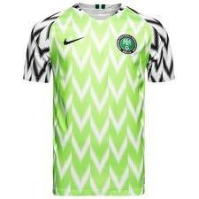 Nigeria Maillot Domicile 2018/19 Enfant