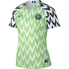 Nigeria Home Shirt Women's World Cup 19 Woman